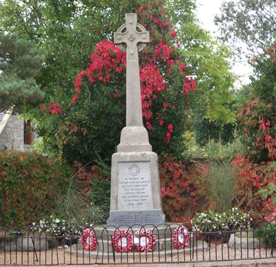 Garmouth War Memorial
